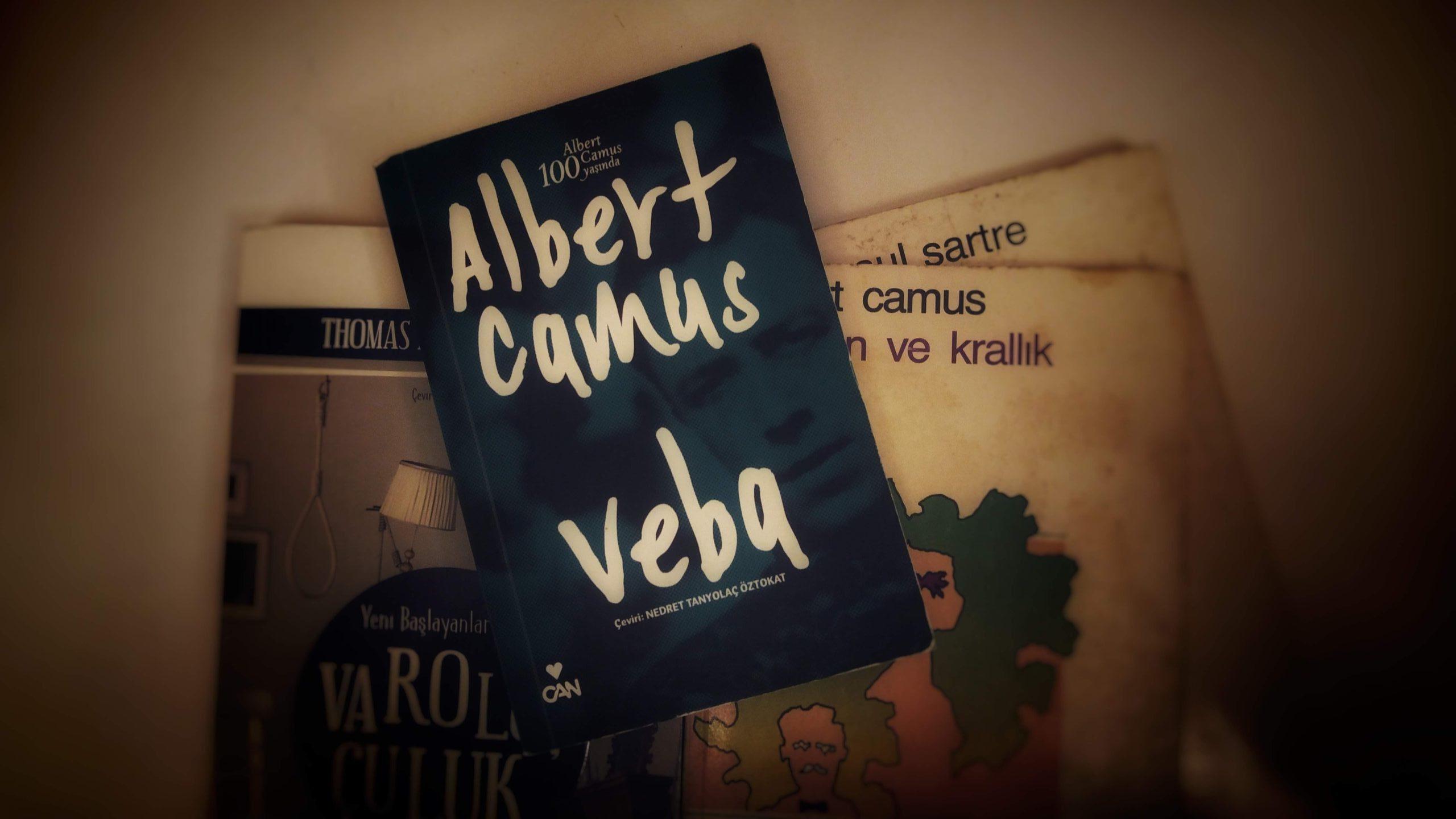 ALBERT CAMUS / Veba