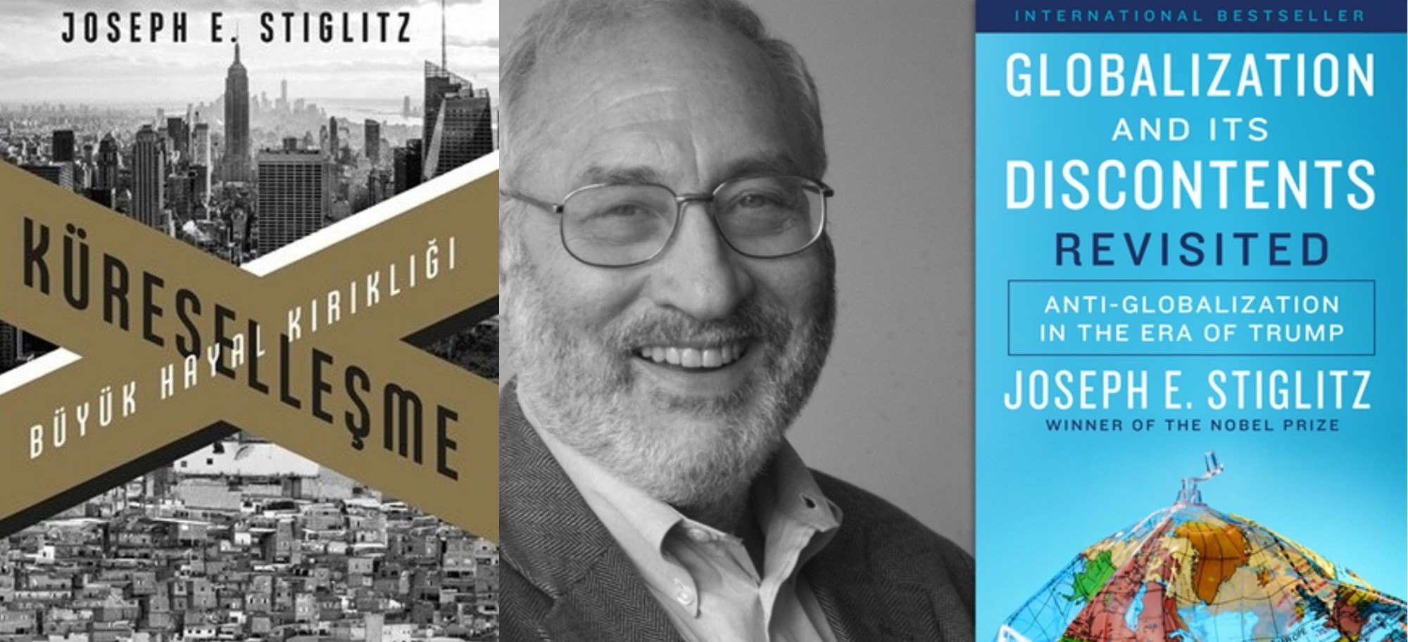 JOSEPH E. STIGLITZ / Küreselleşme-Büyük Hayal Kırıklığı