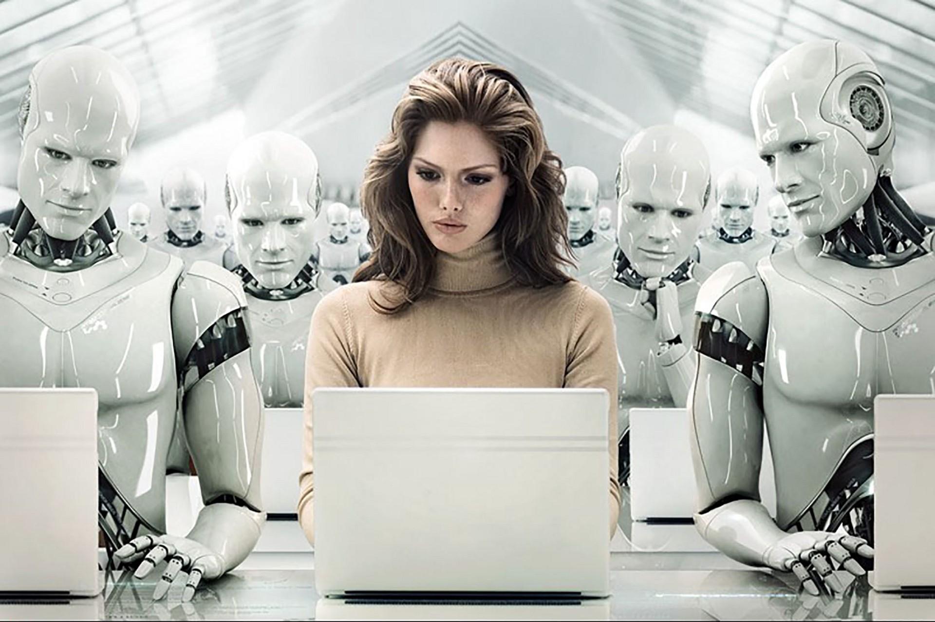 KIM ELSESSER / Robotlar Irkçılığı ve Cinsiyetçiliği Azaltabilir mi?